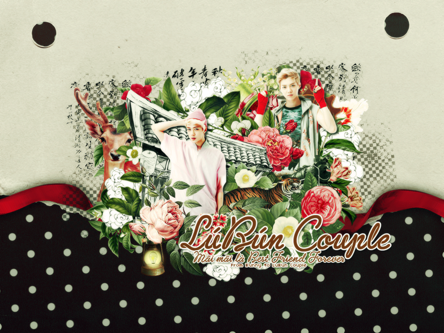 31/1 Wallpaper-LuBun Couple Request by @Bunny by BunnyLuvU