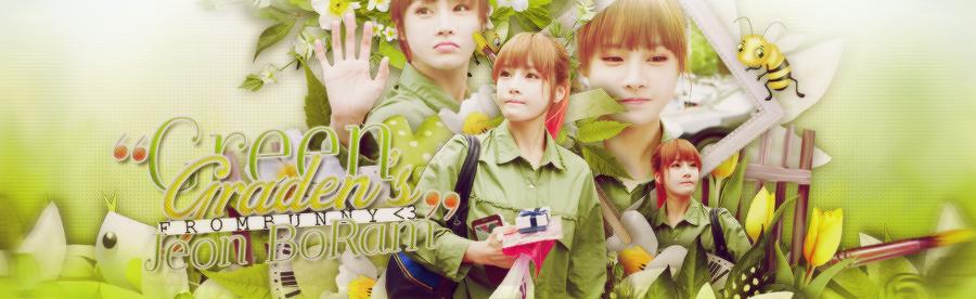 01032015-Jeon Boram Request by @Bunny by BunnyLuvU