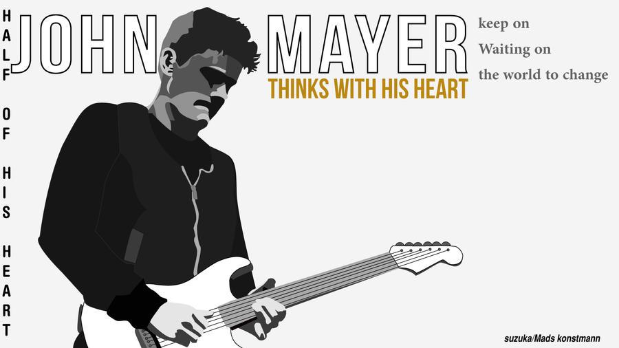 John Mayer idea 1 by suzuka12345