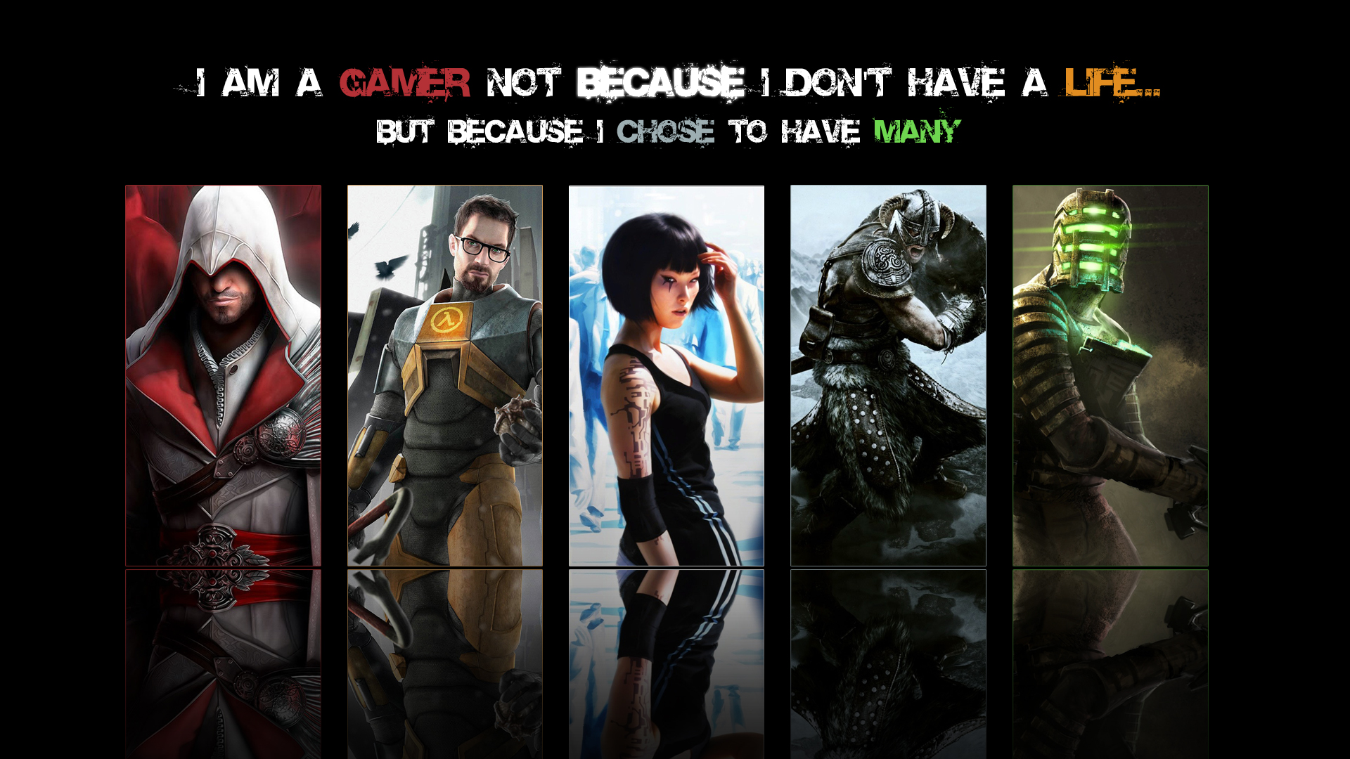 Gamers dating non-gamers