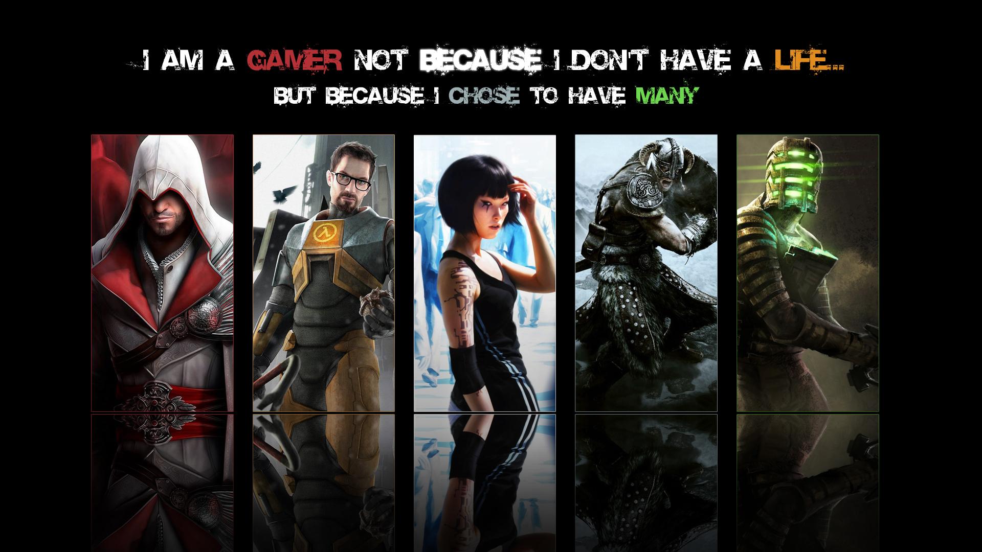 i m a gamer by suzuka12345 on deviantart