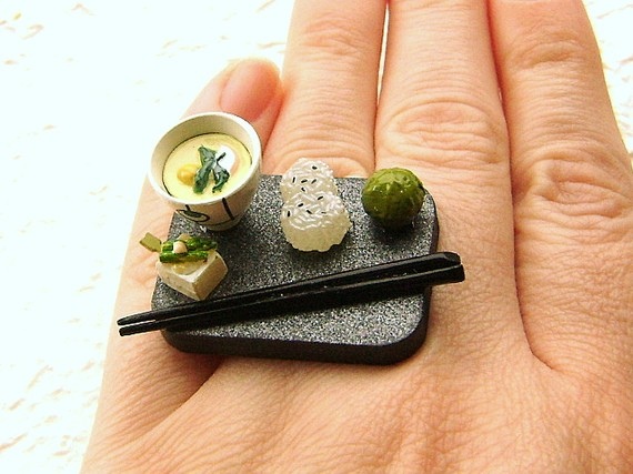 Traditional Japanese Foods Traditional Japanese Food Ring