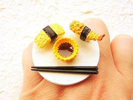 Sushi Ring by souzoucreations