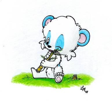 Commission: Panda