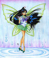 OSI 2011 top 20 -henshin pose- by nephrite-butterfly