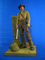 Indiana Jones by Norbert1972