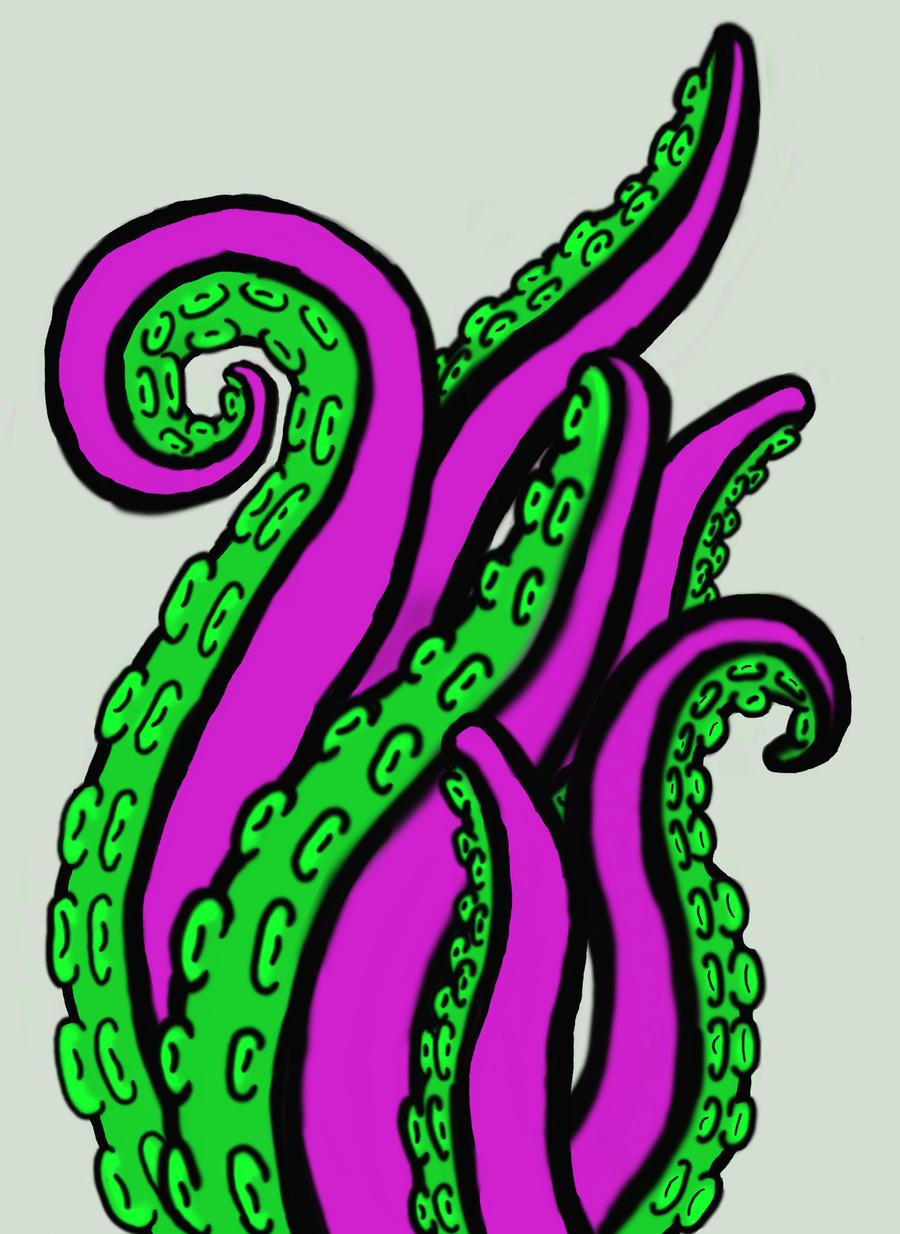 Kraken tentacles by kraken-Designs on deviantART