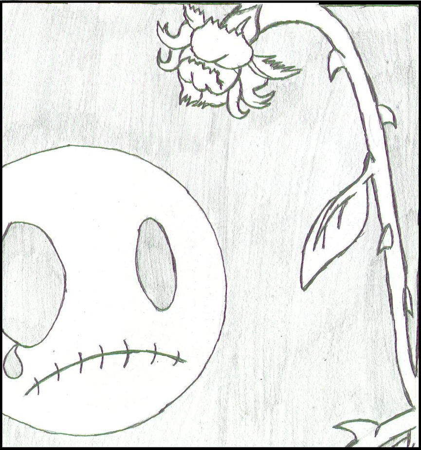 Emo Face Coloring Pages