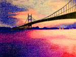 Golden Gate Bridge by FunStorytimeStudios
