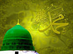 Muhammad PBUH by maniPakistani