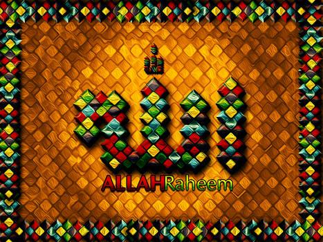 Allah Raheem