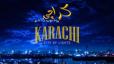 Karachi by maniPakistani