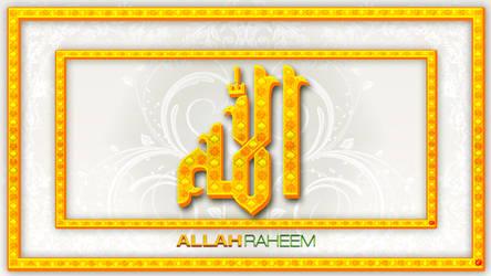Allah by maniPakistani