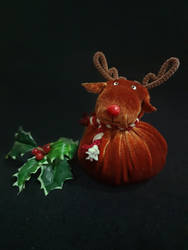 Rudolph by RosaRubea
