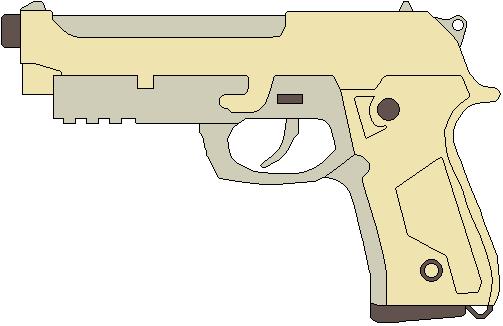 Beretta M9A3 by Wxodus