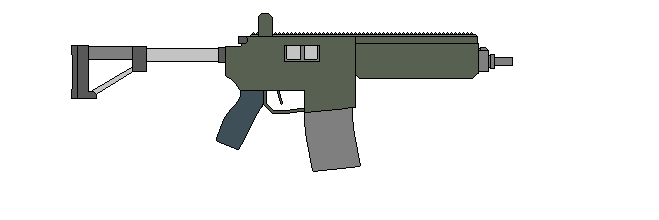 Carbine Rifle (grand theft auto 5) by Wxodus
