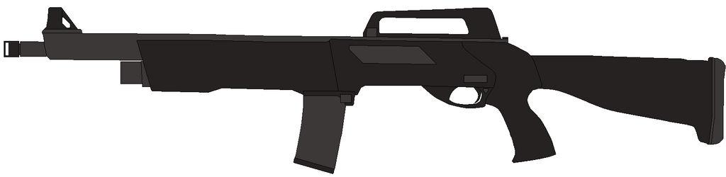 Derya Anakon Semi Automatic Shotgun