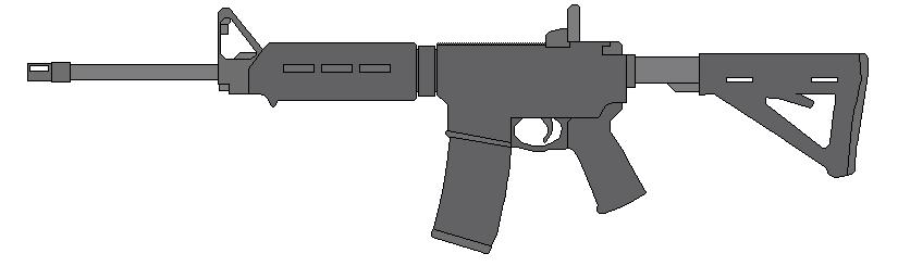 Ruger AR-556 by Wxodus