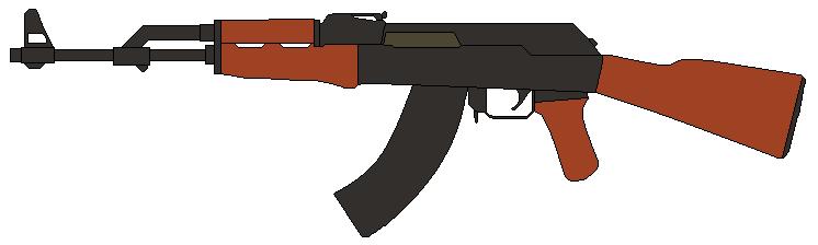 Ak-47 by Wxodus