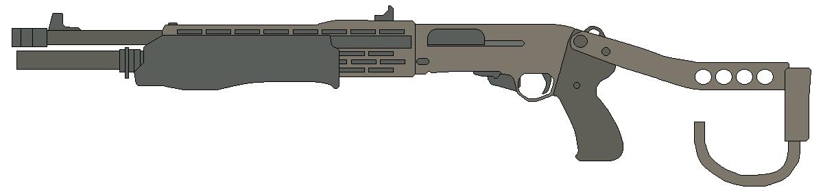 Franchi SPAS-12 by Wxodus