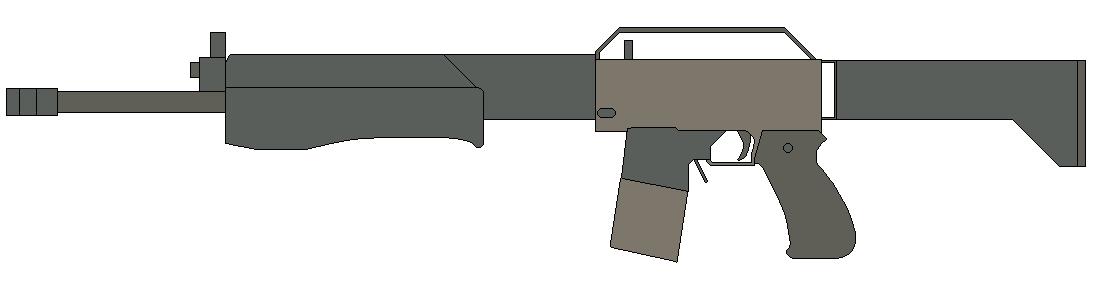 Franchi SPAS-15 by Wxodus