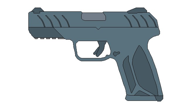 Ruger Security-9 by Wxodus