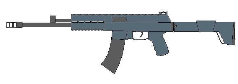 AK-76 Shotgun by Wxodus