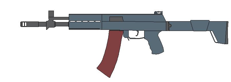 AK-12U by Wxodus