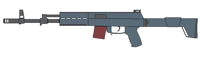 SVK-12 by Wxodus