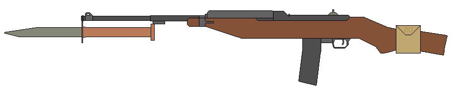 M1 Carbine by Wxodus