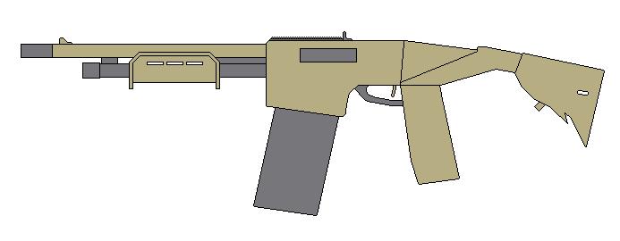 Remington Model 870 by Wxodus
