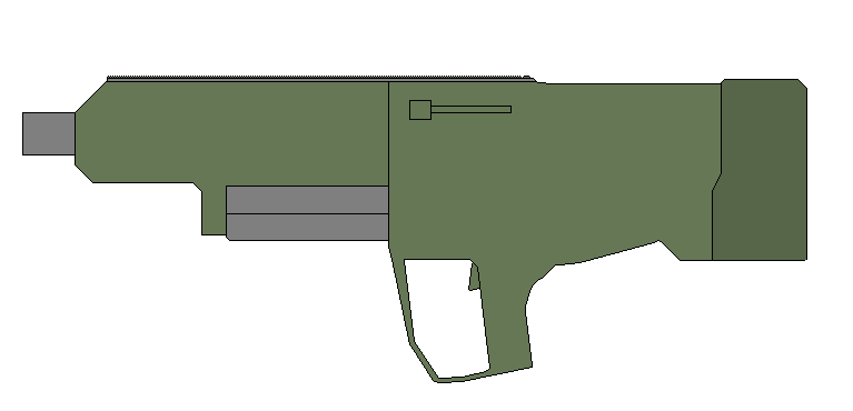 Israel Weapon Industries TS12 by Wxodus