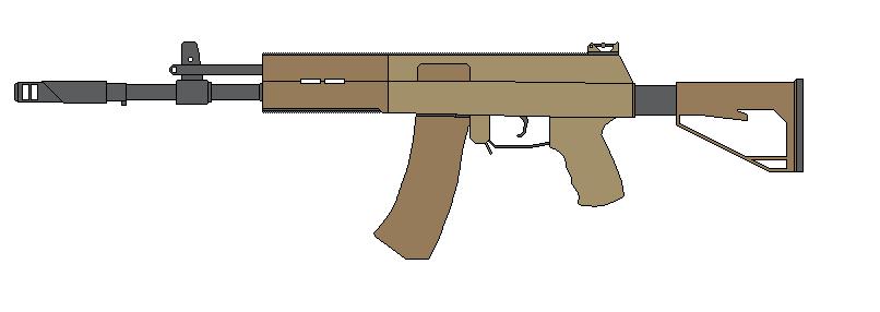 AK-12 (production version) by Wxodus