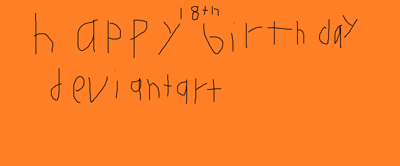 Birthday by Wxodus