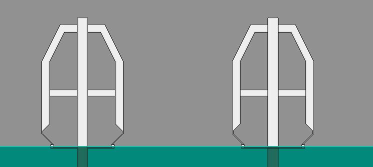 Ocean Wind Turbine Concept by Wxodus