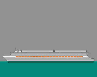 Cruise Ship Concept by Wxodus