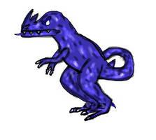 Genie-Dragon Zardosaurus Rex