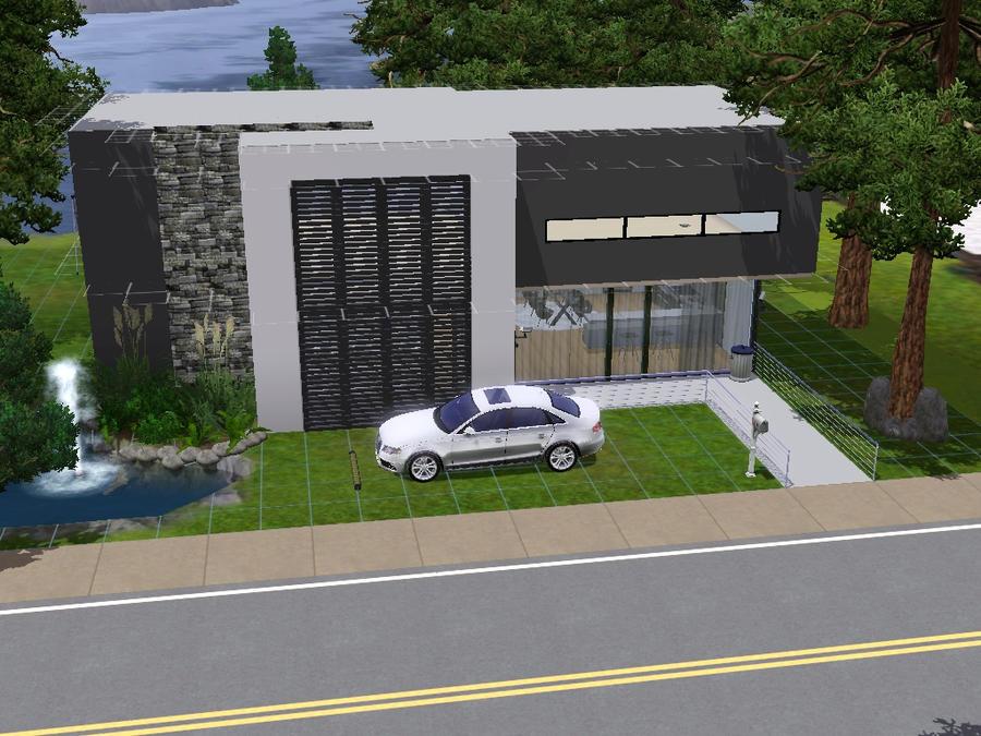 Design house the sims 3. Design house the sims 3   House design