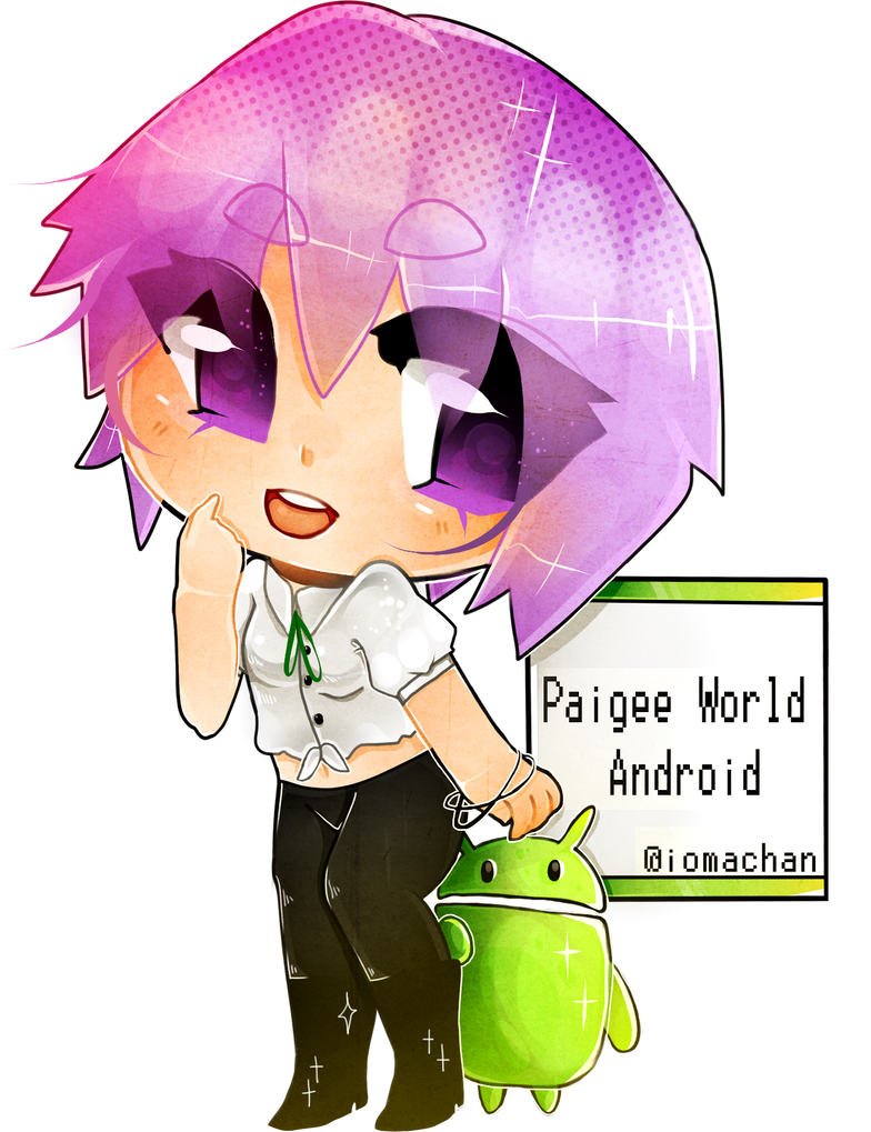[Paigee World] :: Android by I0MA