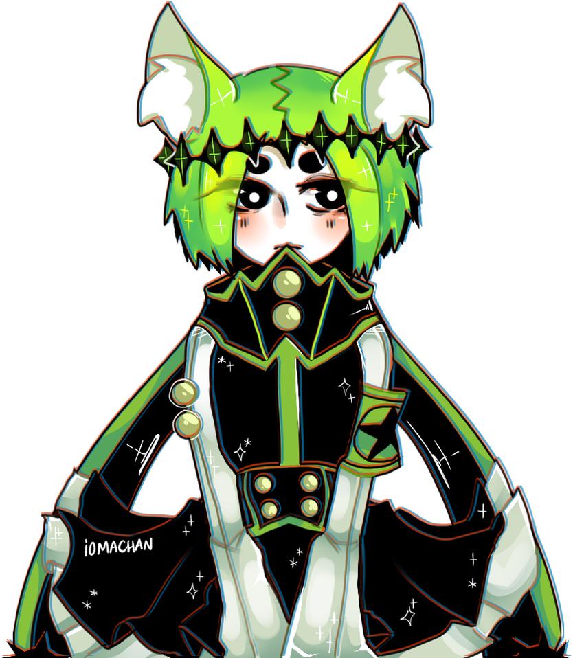 Green by I0MA