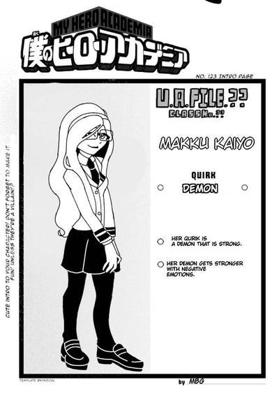 Makku Kaiyo my hero academia by sketchgirl103 on DeviantArt