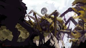 wreckage by nigillsans