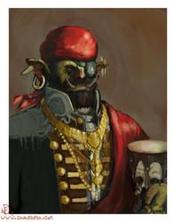 Black Tusk by nigillsans