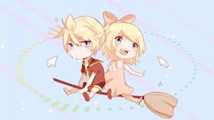 Kagamine Rin / Len