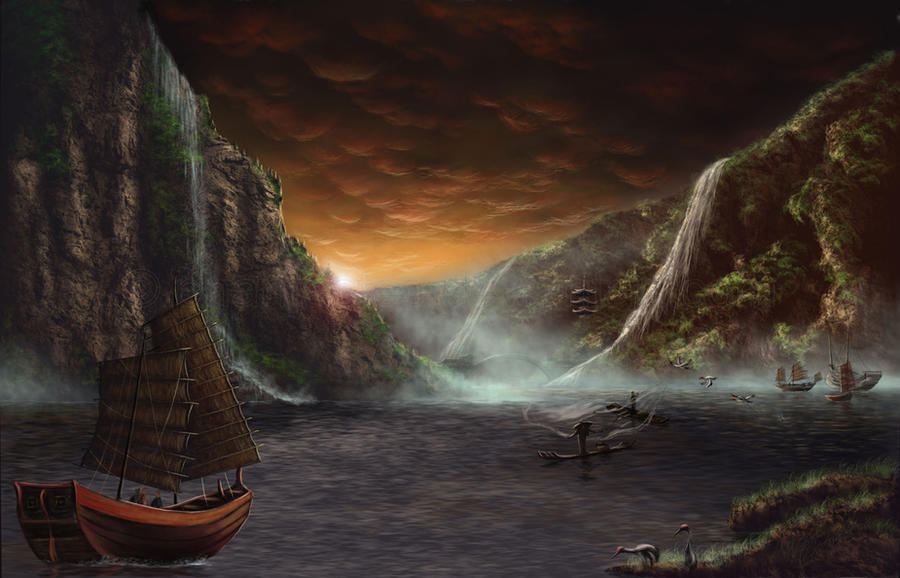 Mystic Dreams by phantastes