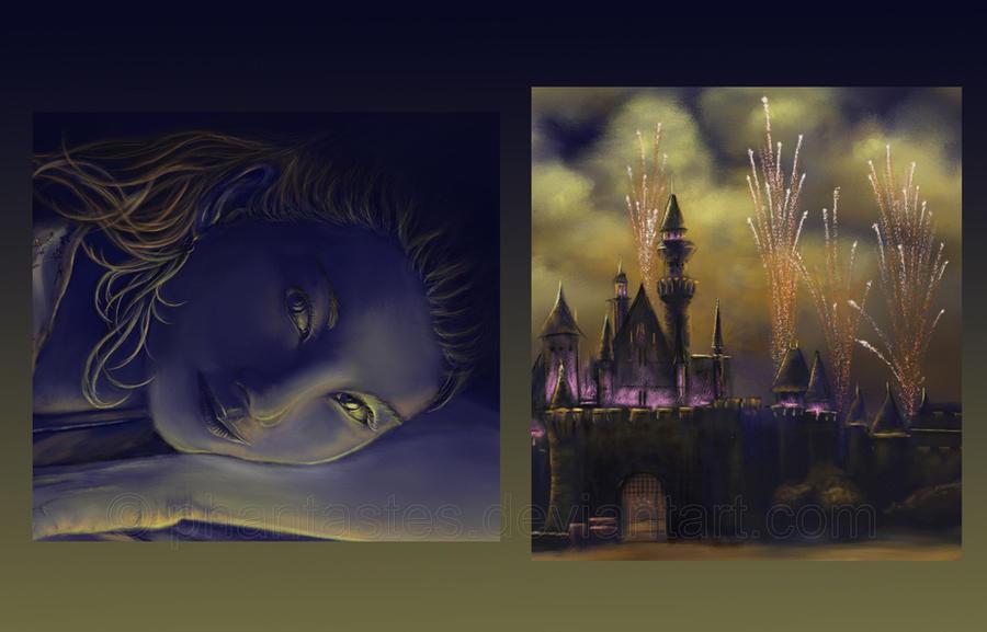 A Fairytale Christmas closeup by phantastes