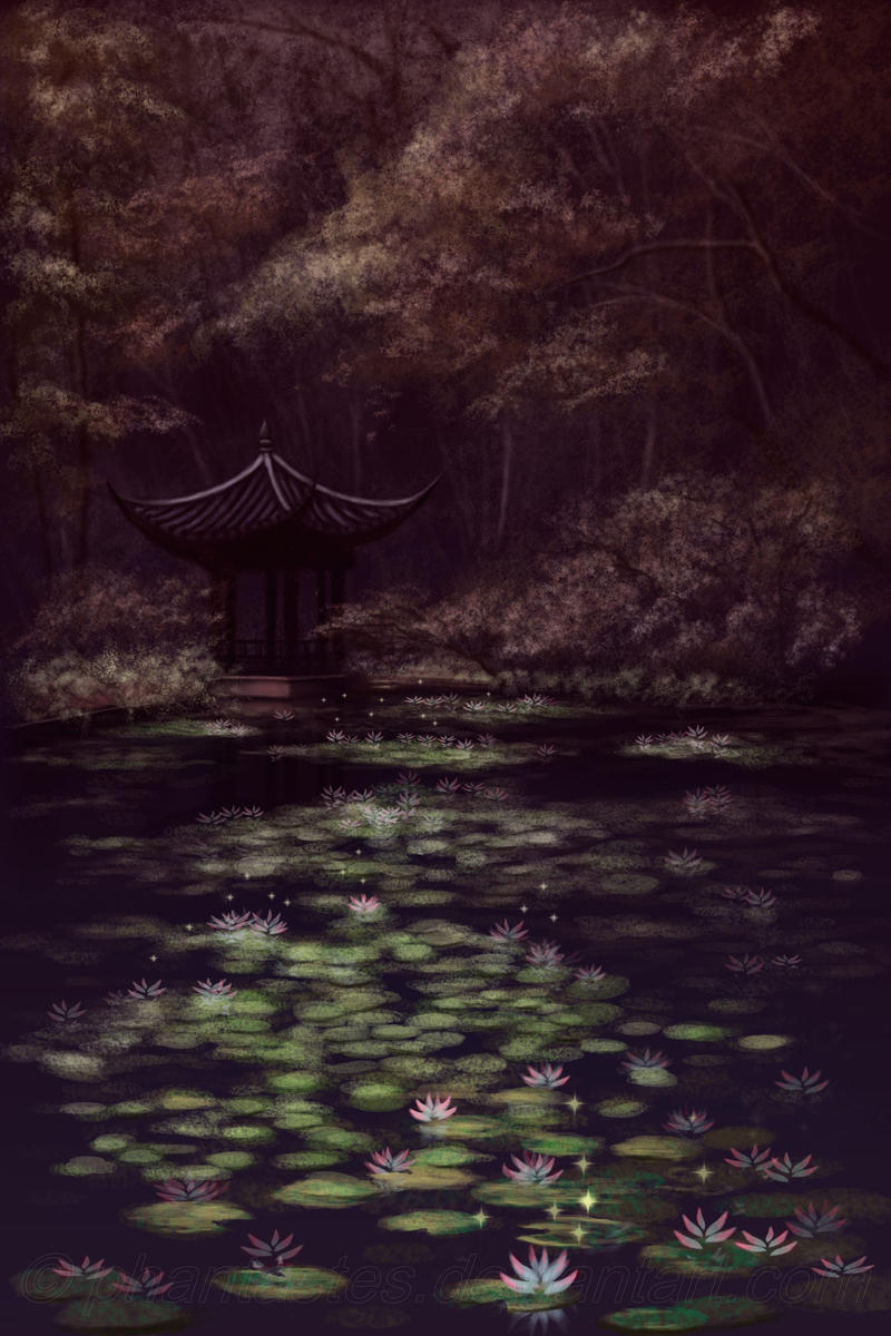 Musical Pond by phantastes