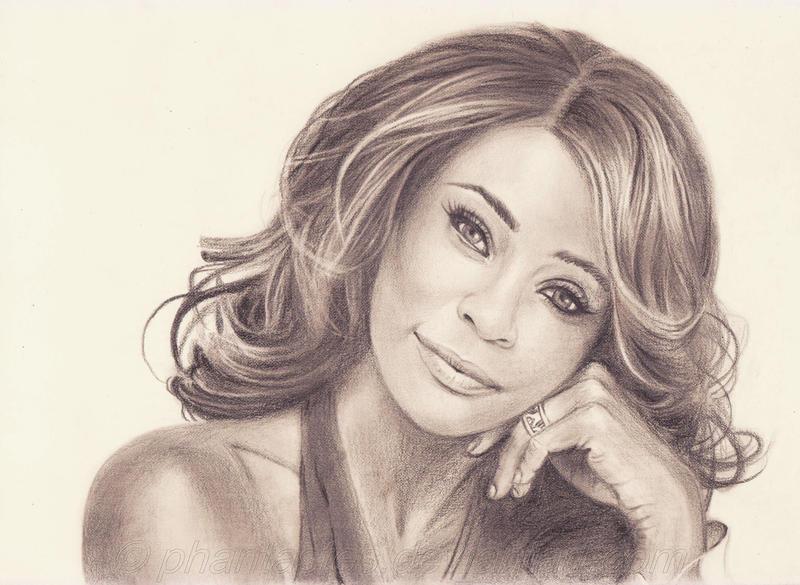 Whitney Houston Forever by phantastes