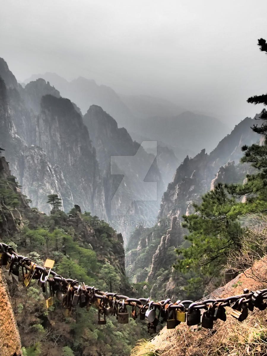 Huangshan Mountain Range China, Check Out Huangshan ...