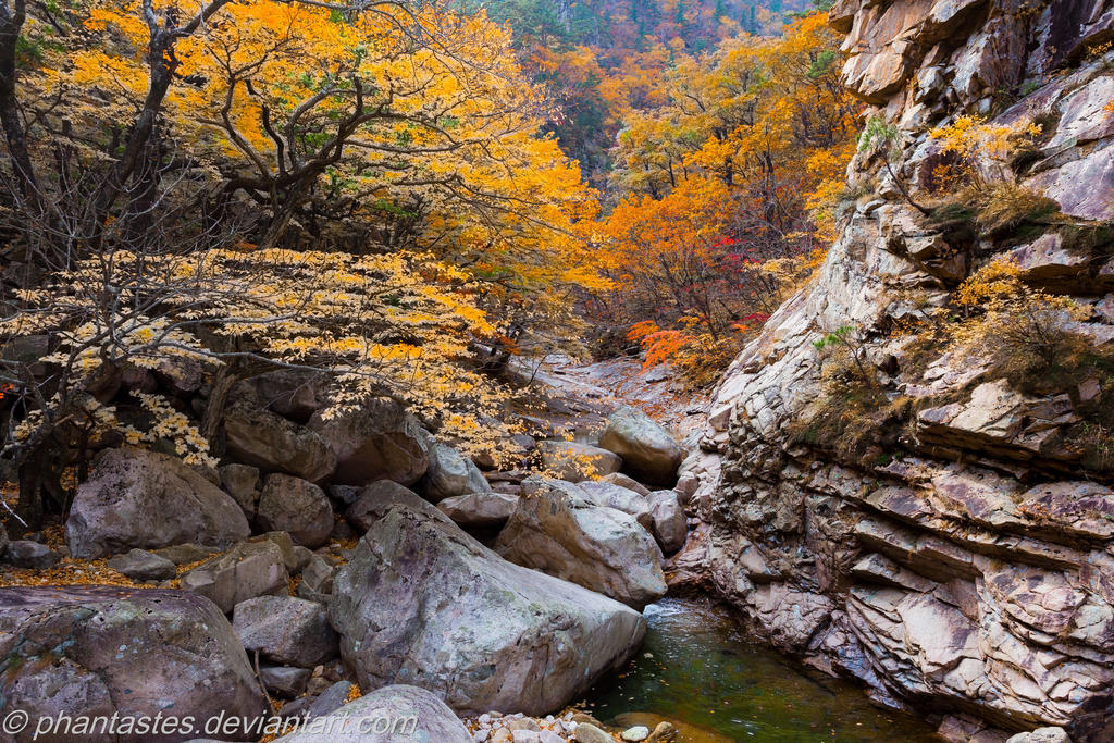 Seoraksan National Park 3